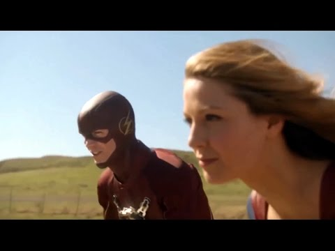 Xxx Mp4 The Flash Meets Supergirl For The First Time Supergirl 1x18 3gp Sex