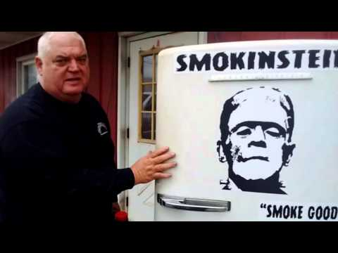 Making Jerky with the Pellet Pro® Refrigerator Conversion and Vortex Cold Smoker