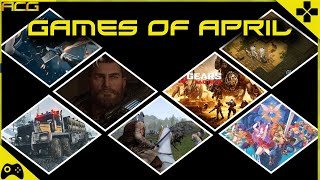 Exciting Games of April