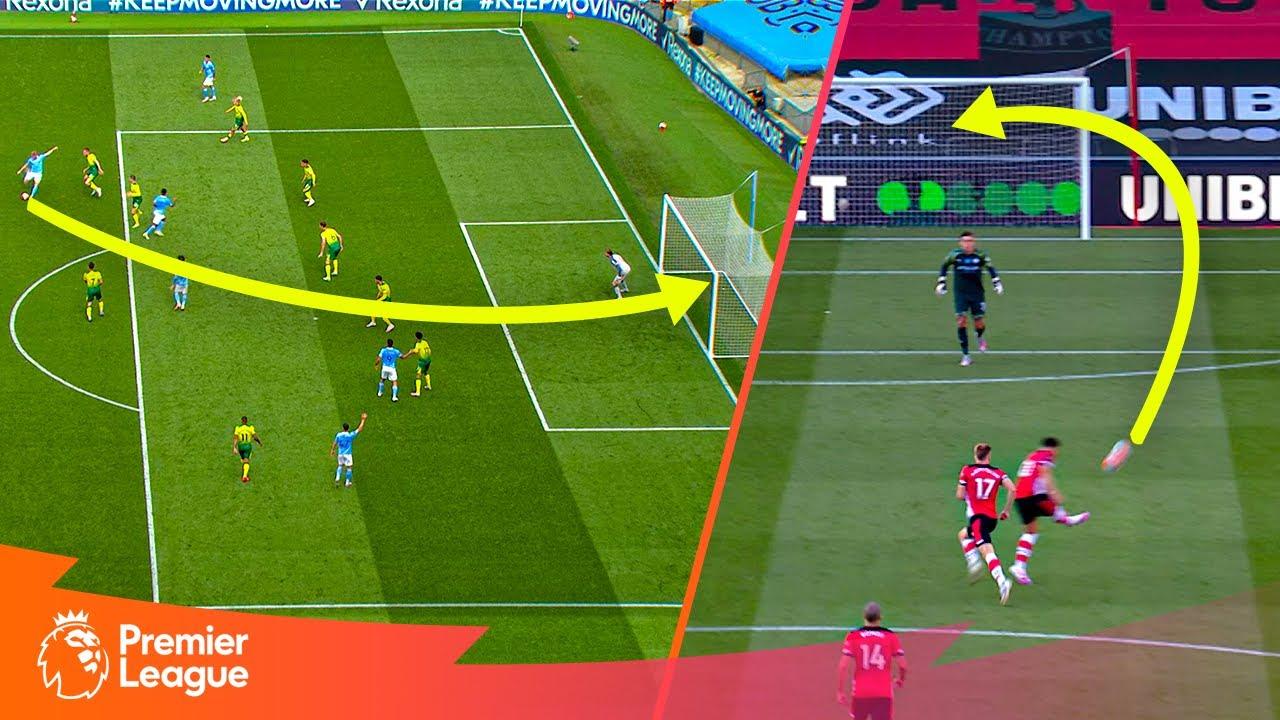 BEST Premier League Goals of 2020 | Long-range ROCKETS, bicycle kicks, chips, counter-attacks & more
