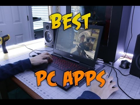 Top 5 Best PC Apps you should have!