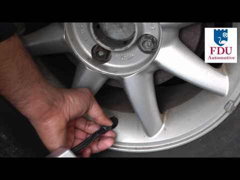 How to Inflate a Tire Using a Portable Tire Inflator