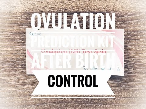 Live Ovulation Test (after birth control)