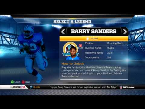 Madden NFL 13 Ultimate Team Trailer - HD
