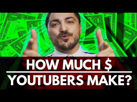 How Much Do YouTubers Make Exactly?