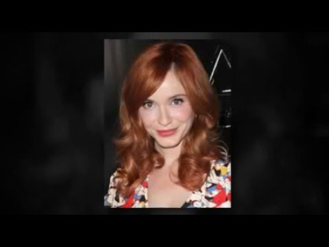 Celebrities With Red Hair Color