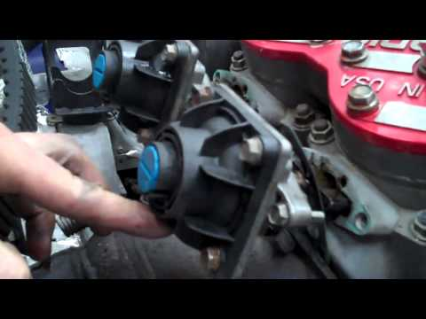 Cleaning Power Valves