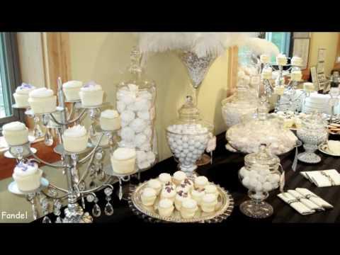 DIY Wedding Candy Table Ideas