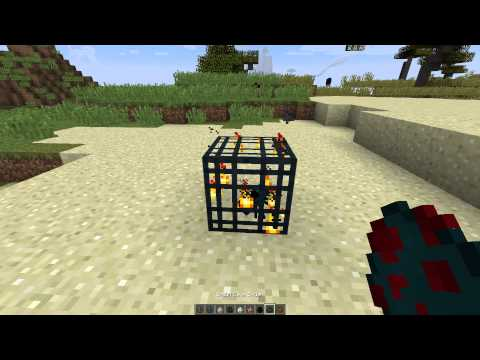 Change mob spawners with mob eggs