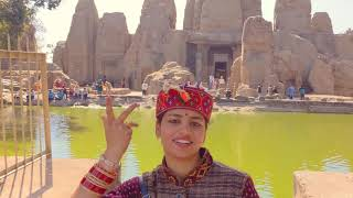 Masroor The Rock Temple || #VisitwithMadhu