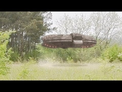 Spectacular UFO Takeoff in forest in SPAIN !!! April 2018