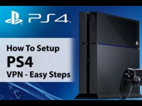 HOW-TO-SETUP-PS4-VPN-EASY-STEPS //// SPYPROOF  GIVEAWAY BELOW