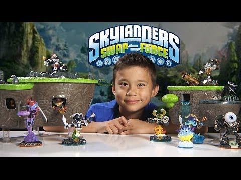 Skylanders Swap Force FUNPLAY HIDEAWAY - SKYLANDS Building Set and Accessory!