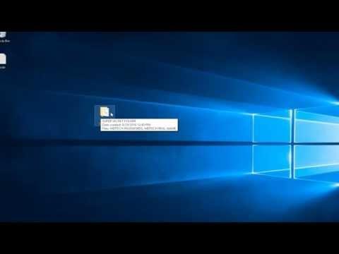 Create Password Locked Folder In Windows 10 - Keep Files Safe!