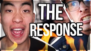RiceGum Terrible Content Cop Response   iDubbbz Response