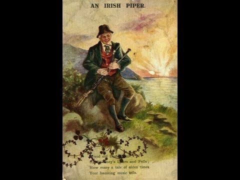 Days of the Kerry Dancing (piping and singing too!) traditional Irish song w/lyrics