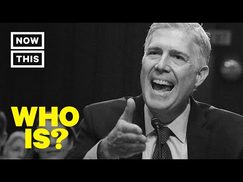 Who is Neil Gorsuch? U.S. Supreme Court Justice   NowThis