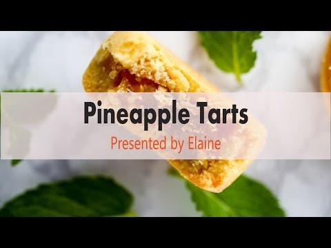 Pineapple Tarts (凤梨酥)