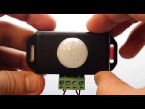 LED Motion Sensor | LED Light Kits | Inspired LED