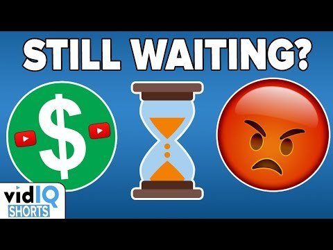 When Will My YouTube Channel Be Monetized? New Update [In 60 Seconds]