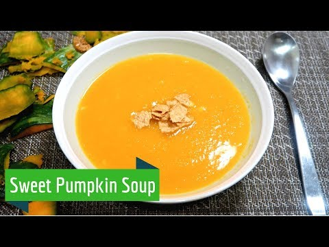 How to make Korean Pumpkin Soup