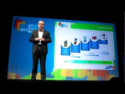 ARM Techcon Keynote: Samsung Industry Address: Enabling the Super Devices of Tomorrow