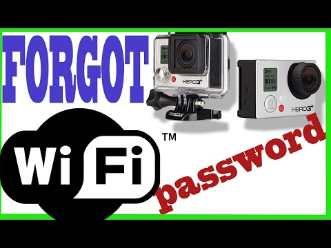 How To Reset GoPro HERO3+ WIFI Password (Easy and Fast) GoPro