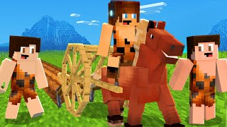CRIAMOS UMA NOVA FERRAMENTA !! - Minecraft Primitivo #14