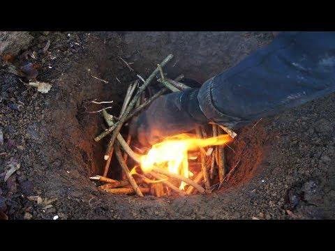 The Dakota Fire Hole - Stealth Fire