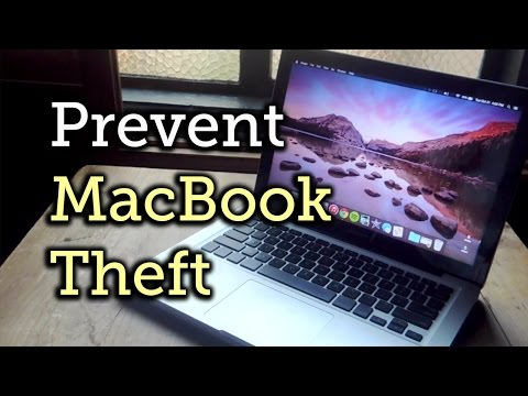 Add a Free Alarm System to Your MacBook for Public Places [How-To]