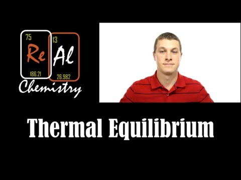 How to calculate the change in temperature of two objects in contact - Real Chemistry