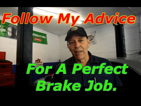 How to replace front and rear brakes on a 2002 Toyota