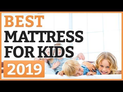 Best Mattresses For Kids 2018 – TOP 11 Mattress For Kids