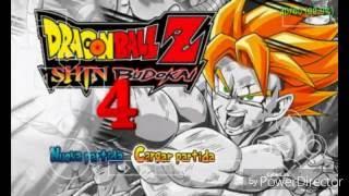Dragon Ball Z Shin Budokai Another Road(Android)