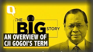 From Rebellious Presser to Ayodhya Verdict: All That Made CJI Gogoi