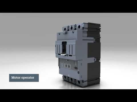 Siemens 3VA molded case circuit breaker