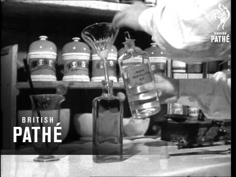 Nothing In The Medicine (1949)