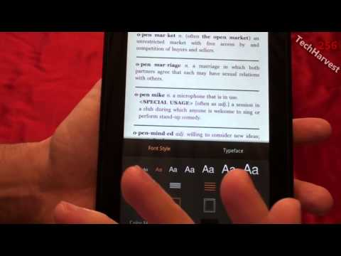 Reading Books & Comics On The Amazon Kindle Fire