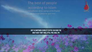 What Qualities Make The Best Of People In Terms Of Islam