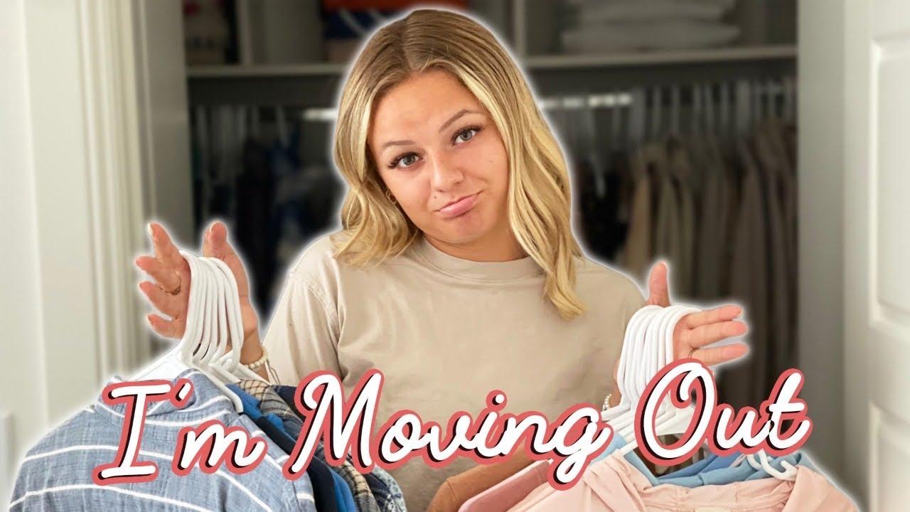 I'm Moving Out || Kesley Jade LeRoy