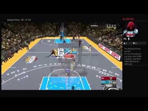 GottiWavy's Live PS4 Broadcast- Stunt Hard Wave