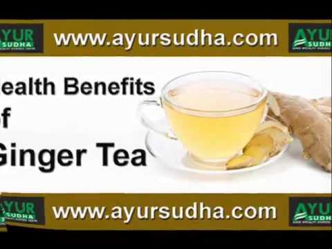 Ginger Tea for Menstrual Disorders, Circulation & Pain Relief  -- Ayurveda Treatment Centre