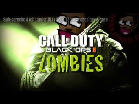 Black Ops 2 ZOMBIES Trailer Gameplay Preview - (Black Ops 2 Zombies Trailer Gameplay Official HD)