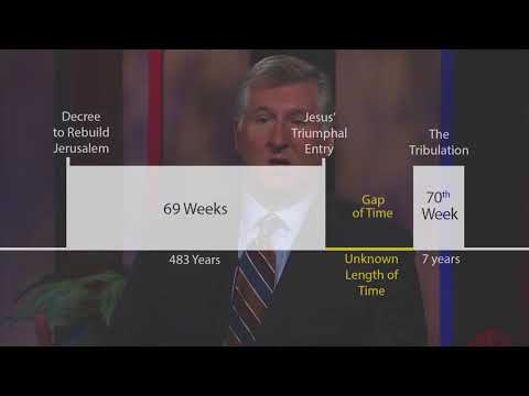 How do we know the seven year period at the end of Daniel's 70 weeks is the tribulation?