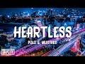 Polo G - Heartless ft. Mustard (Lyrics)  MP3