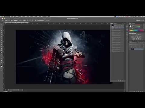 How to Increase Your History States or Step Backward in Photoshop CC