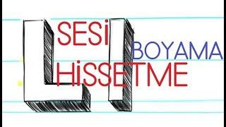 L Harfi Boyama Video Klip Mp4 Mp3