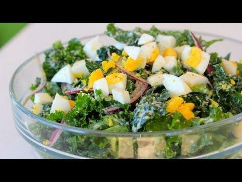 Kale Caesar Salad - Clean & Delicious®