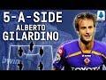 Fantasy 5 a Side Alberto Gilardino Serie A