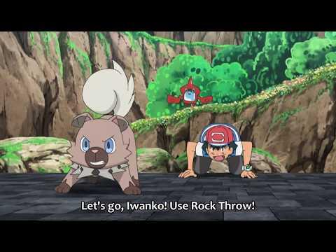 Rockruff vs. Lycanroc [Pokemon]